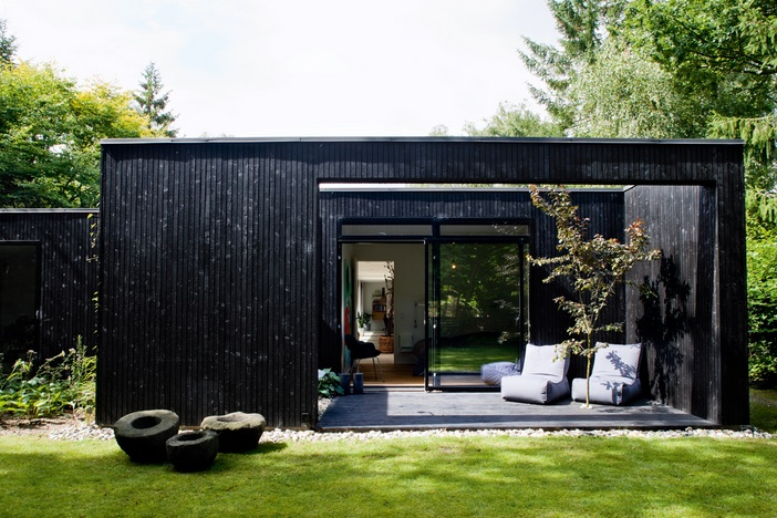An Architects Own Danish Summer House Hannah In The