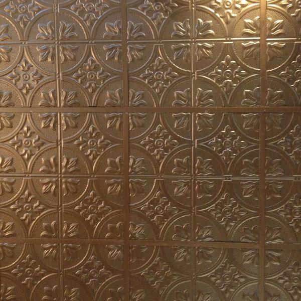 New york tin ceiling tiles hannah in the house - American tin tiles wallpaper ...