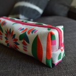 D.I.Y tutorial : Make your own cosmetic bag