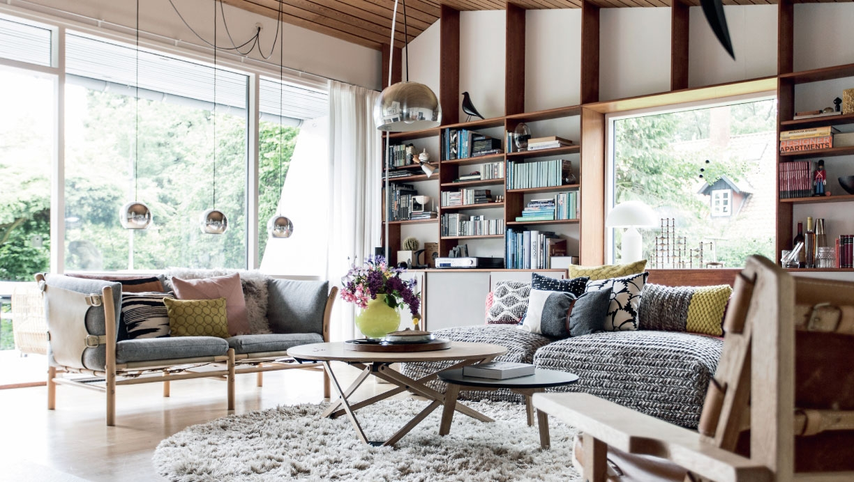 house tour home of interior stylist mie lerche hannah