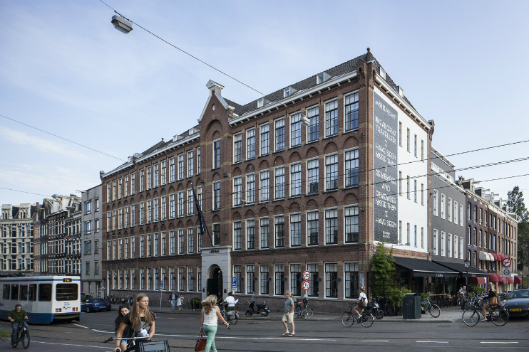 Sir albert boutique design hotel amsterdam hannah in for Design amsterdam hotel