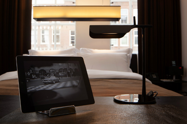 Sir albert boutique design hotel amsterdam hannah in for Design hotels amsterdam
