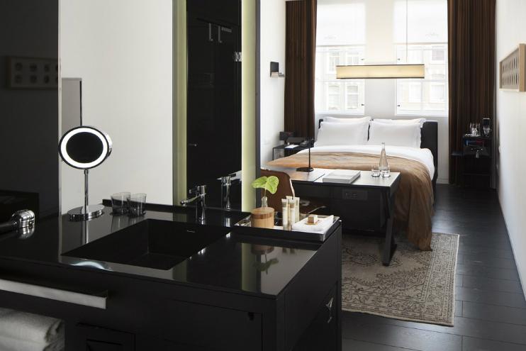 Sir albert boutique design hotel amsterdam hannah in for Design boutique hotel nederland