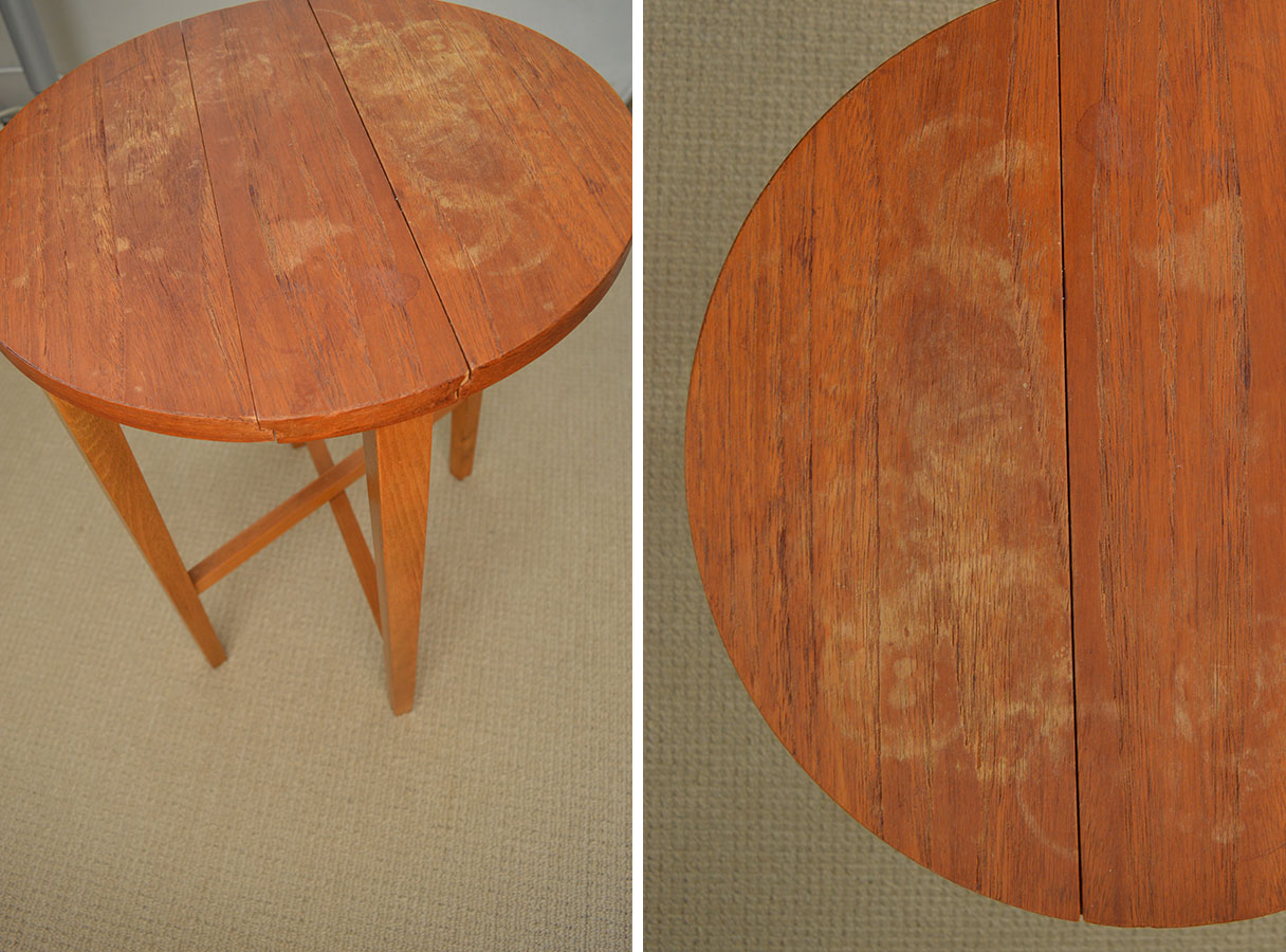How to restore old wooden table top how to restore old wooden furniture period living with Restoring old wooden furniture