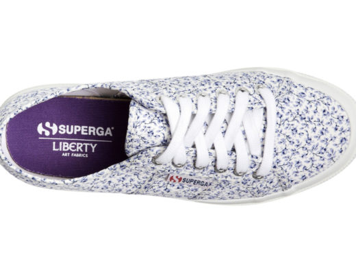 Liberty superga trainers