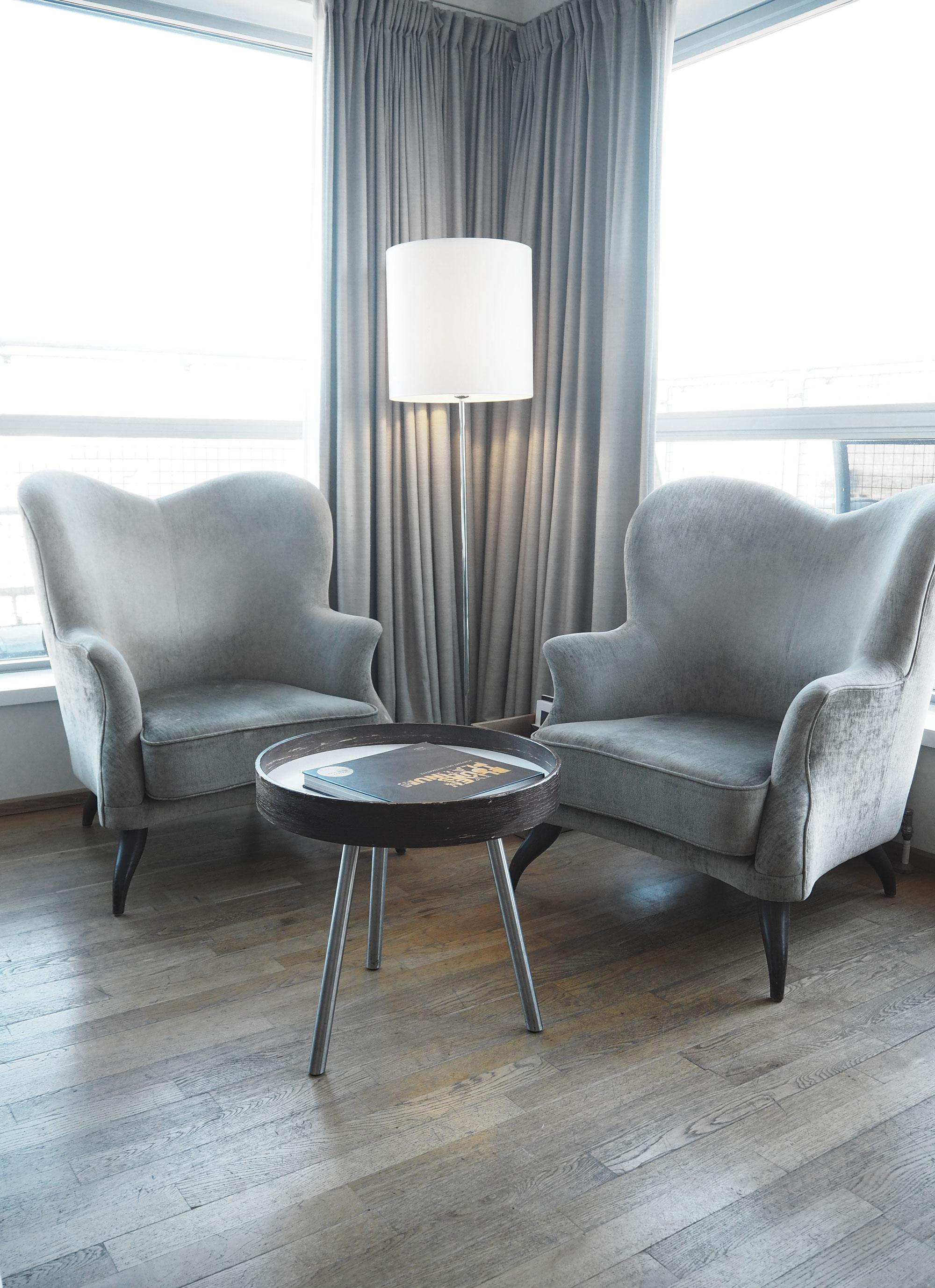 Skt Petri hotel room - Copenhagen
