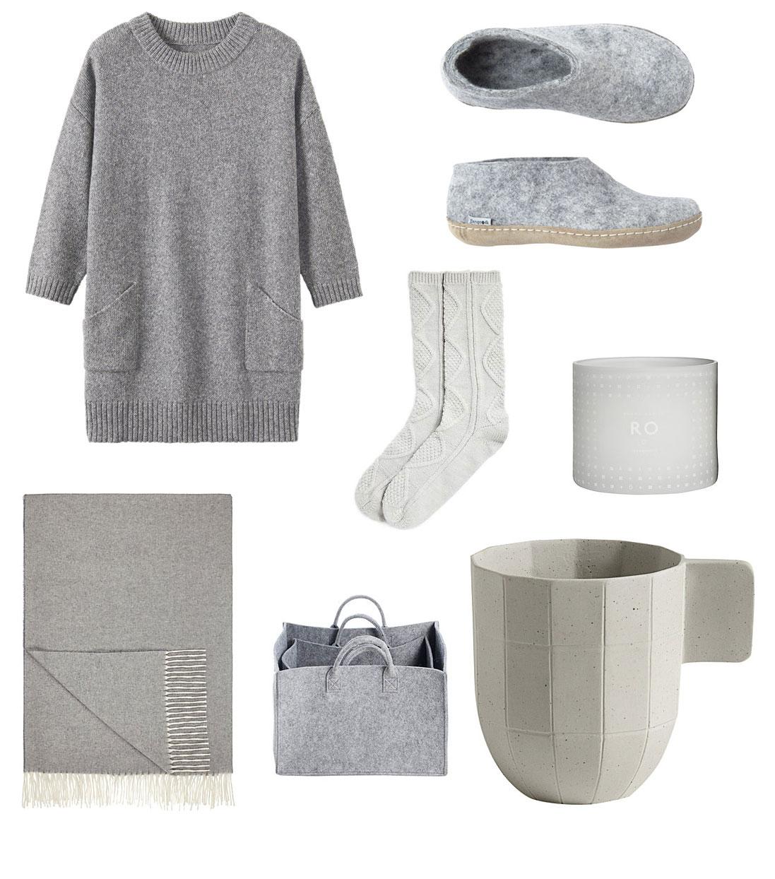 Scandi grey mood