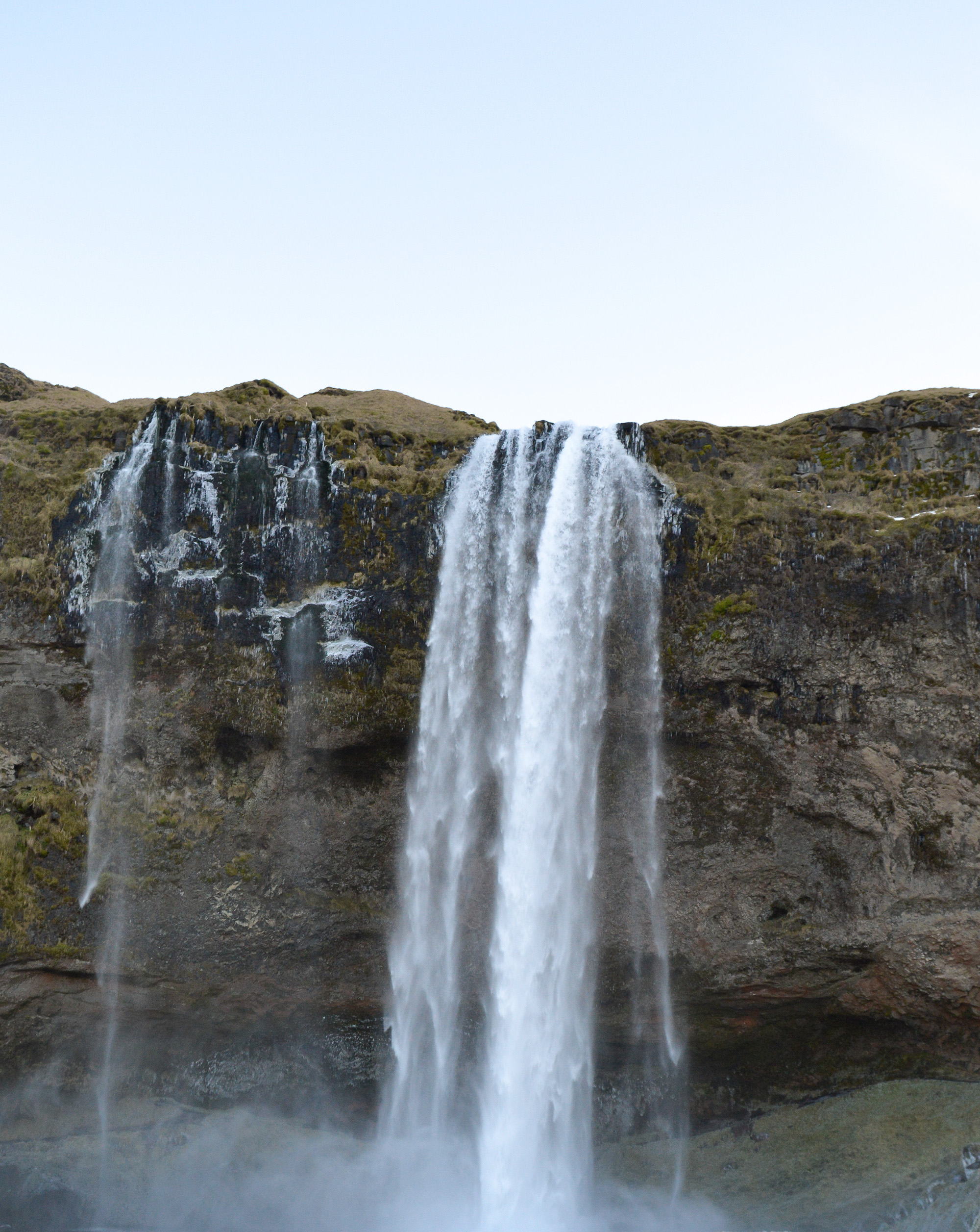 Seljalandsfoss Waterfall - Exploring Iceland