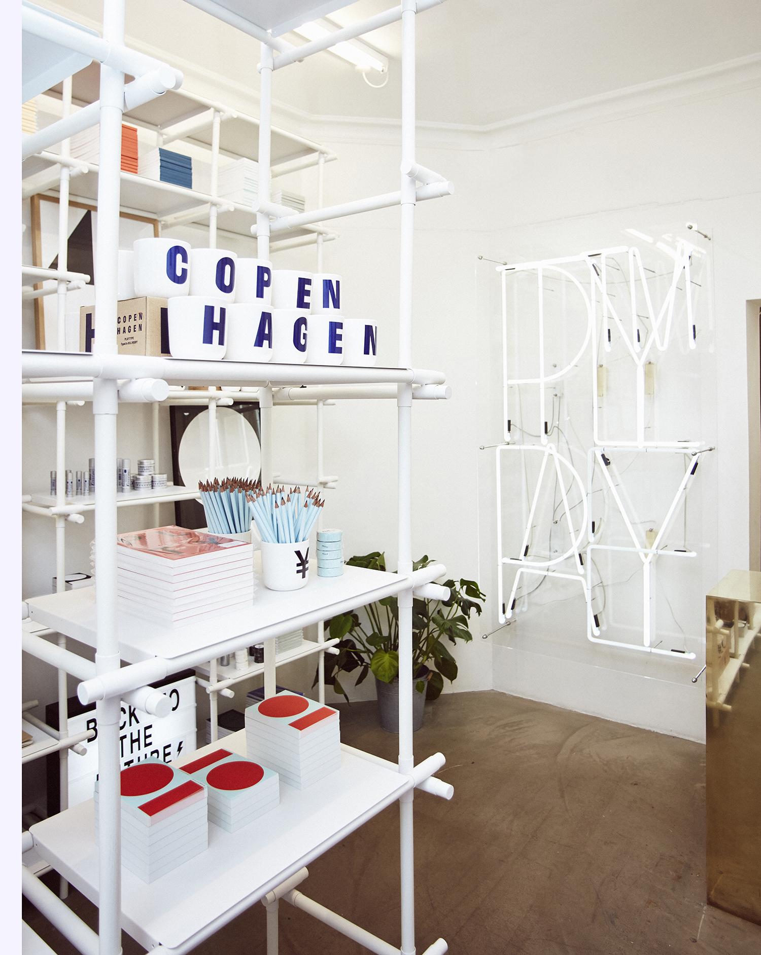 Playtype concept store Copenhagen
