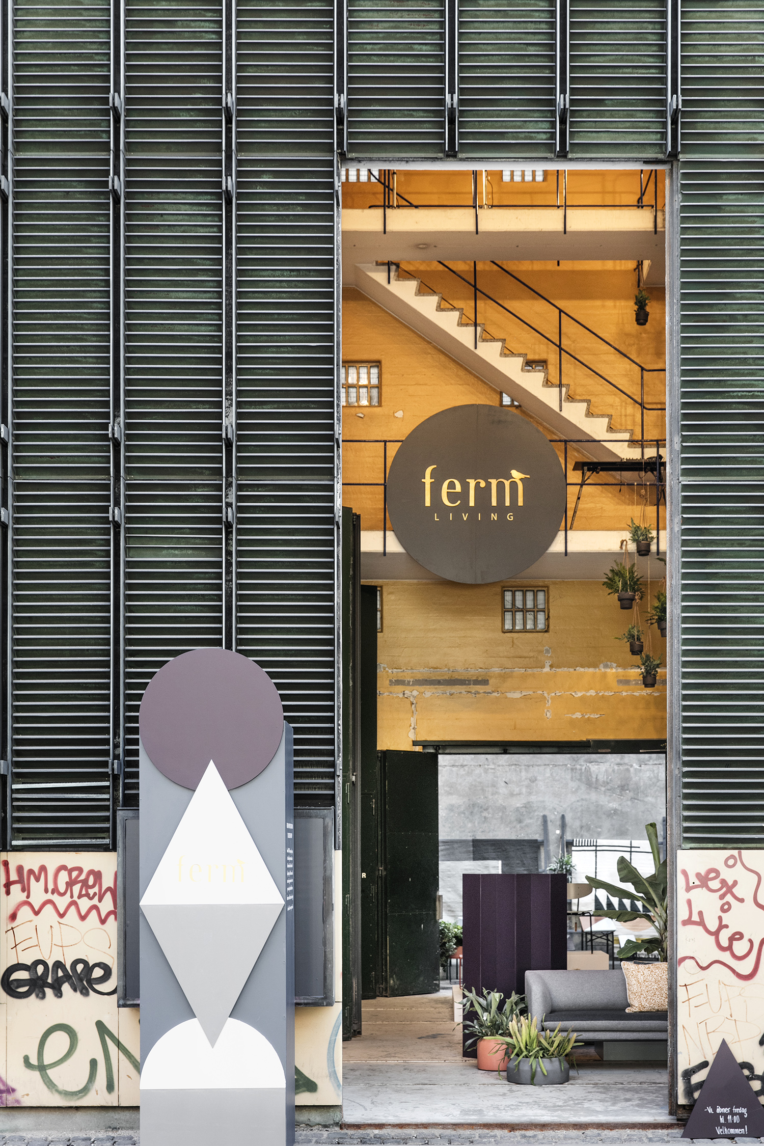 ferm LIVING pop up shop, Bremerholm 6