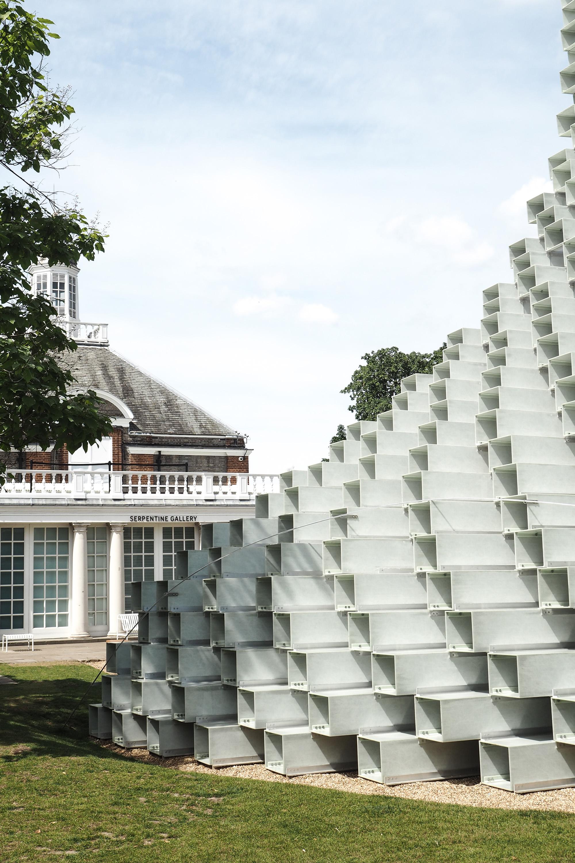 BIG architects at Serpentine Pavilion