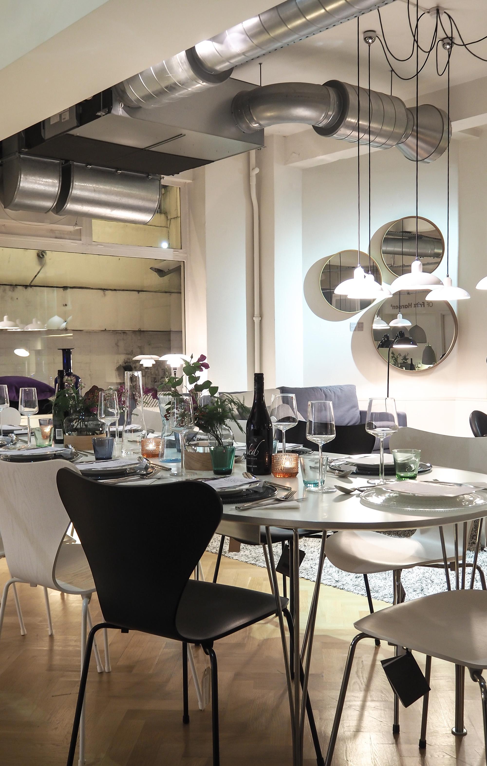 Scandinavian Comfort Food | Skandium Supper Club