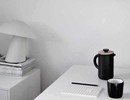 coffee in the studio with Stelton | Hannah in the house