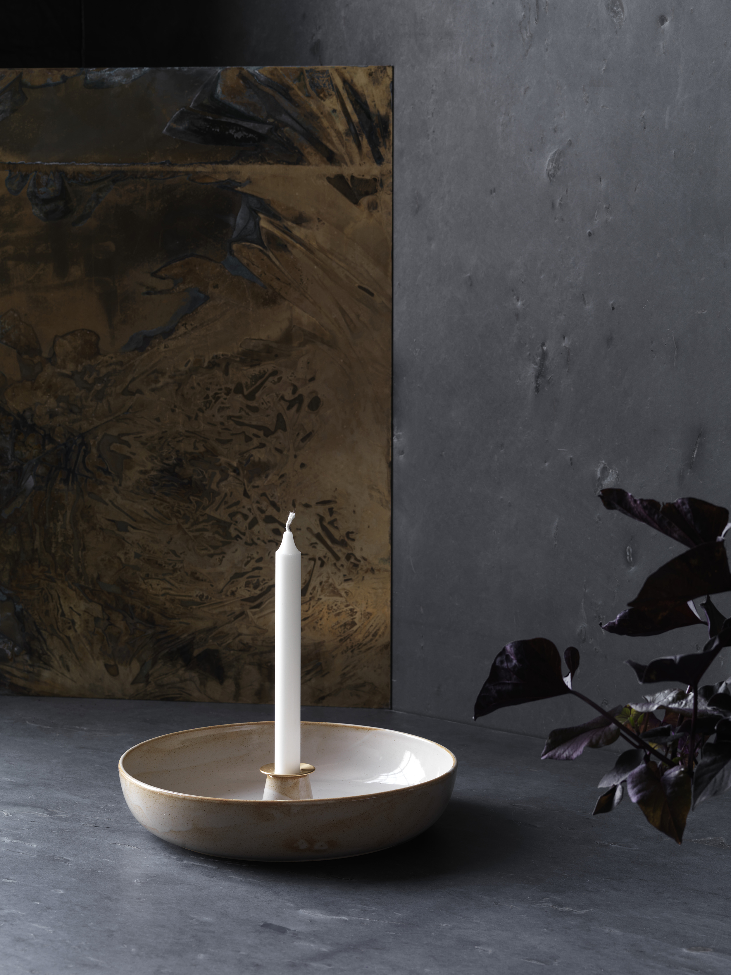Japanese earthenware by Cecilie Manz for Fritz Hansen