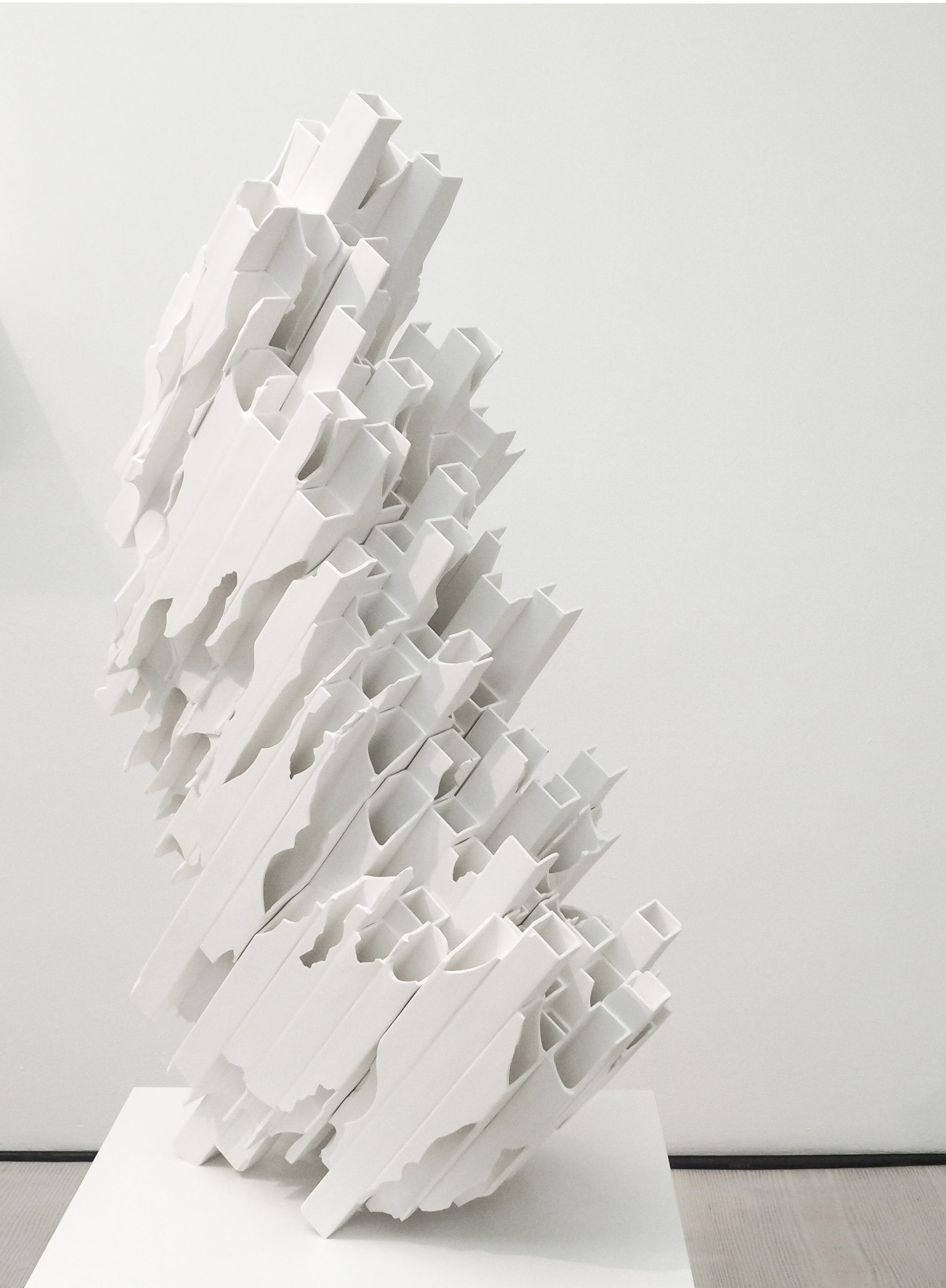 Modern remains by Japanese artist Kouzo Takeuchi