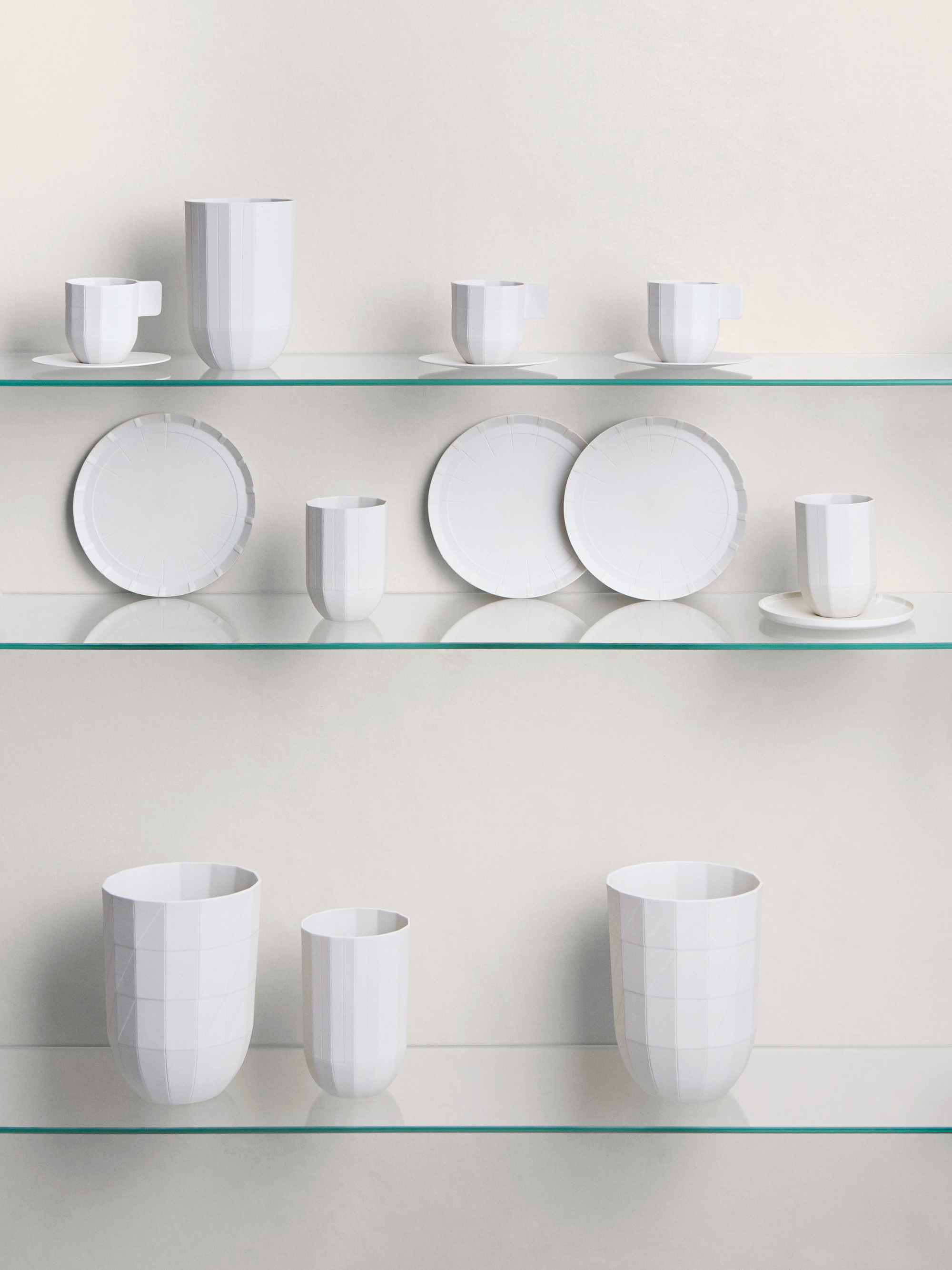 Paper porcelain by HAY, clean minimal styling
