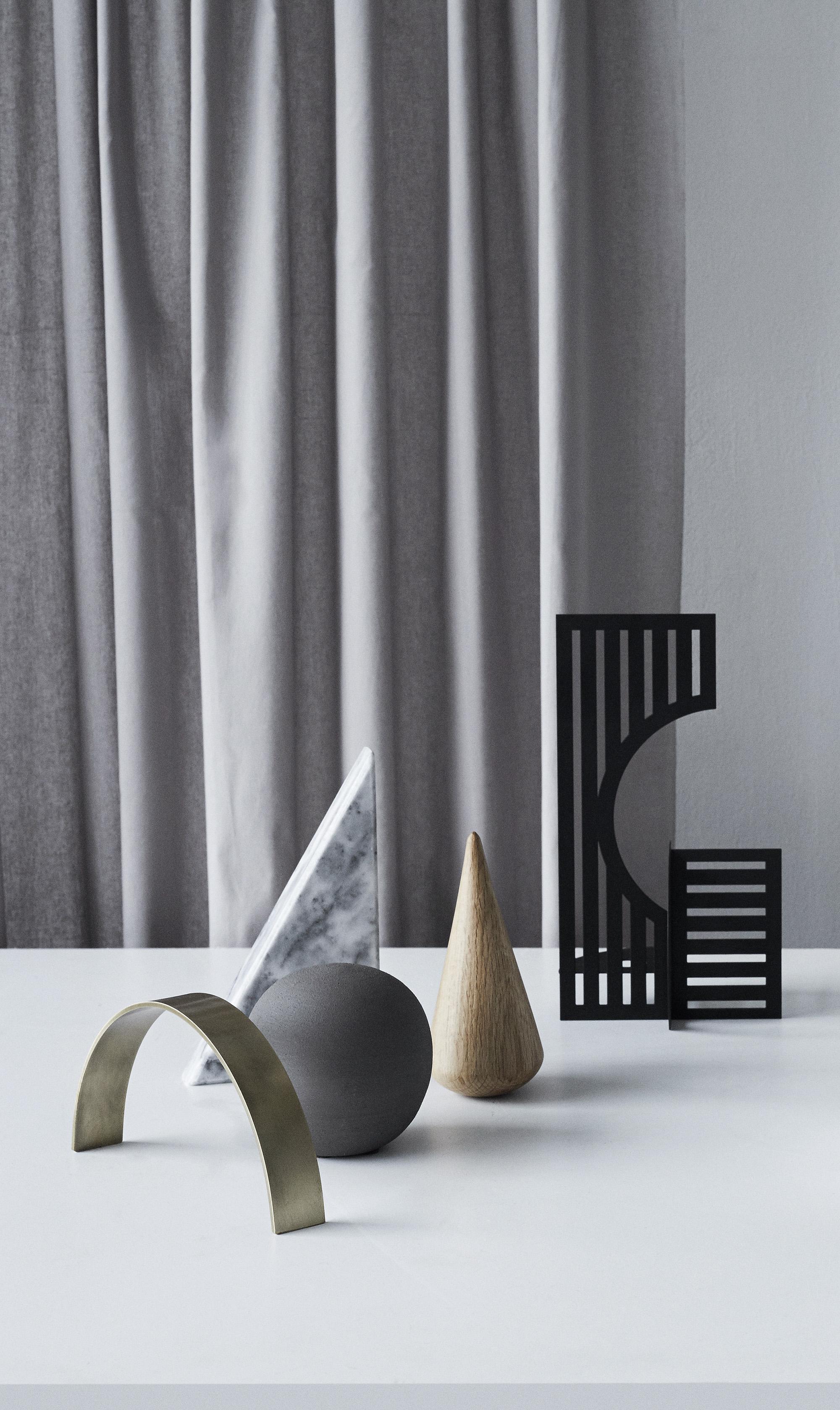 Desk Sculptures by Kristina Dam