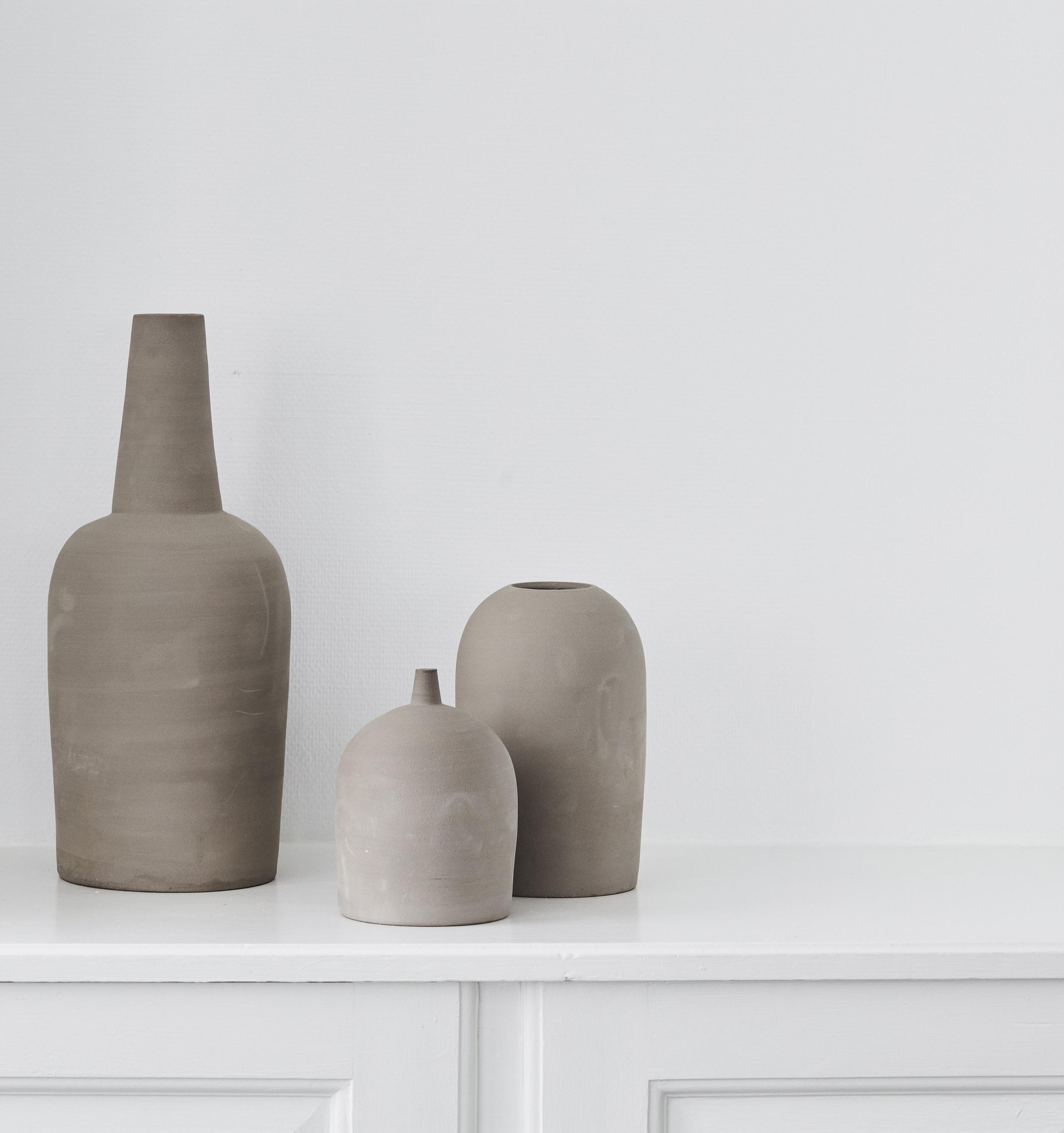 Kristina Dam Dome Vases