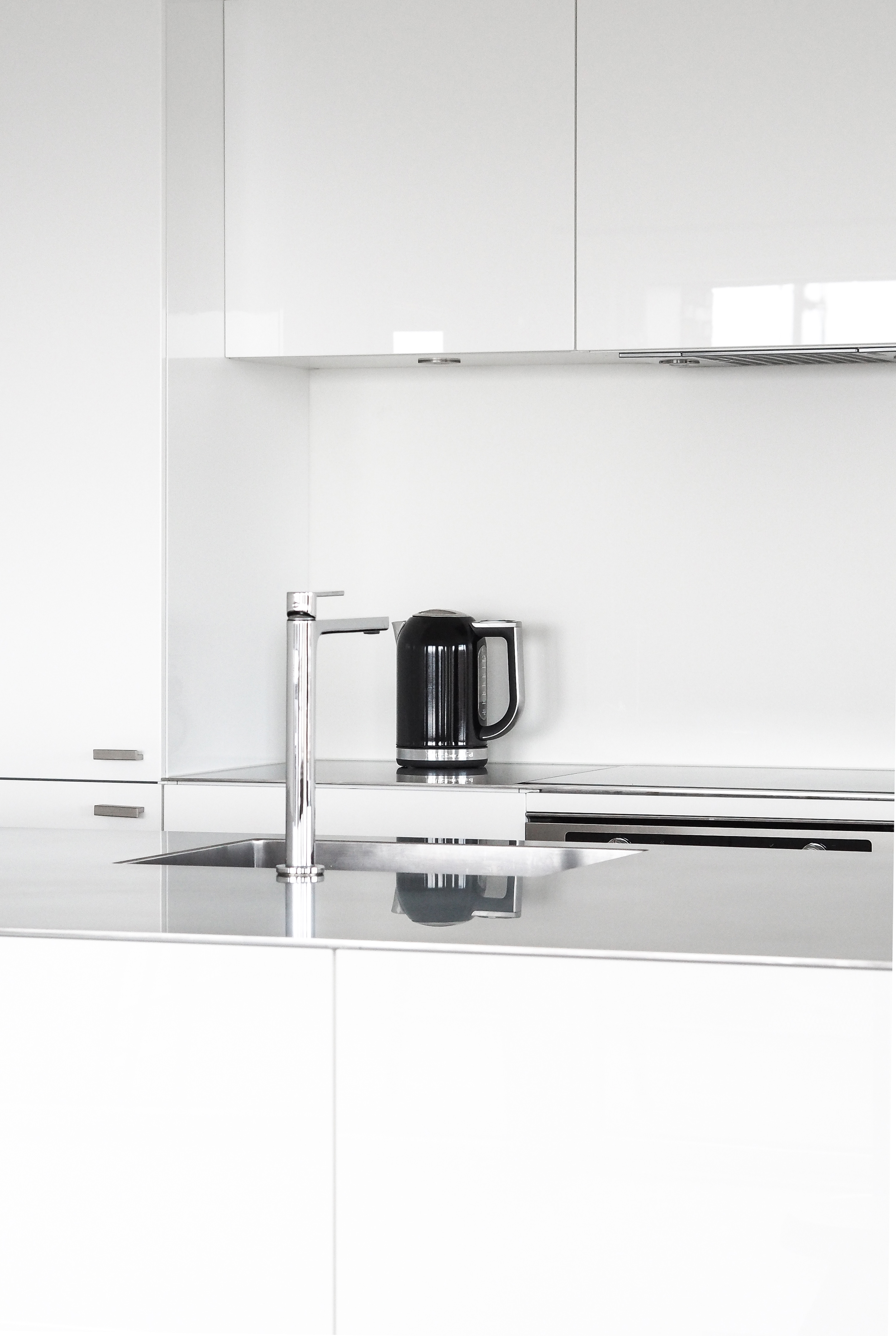 A minimal kitchen, Stay Seaport Copenhagen