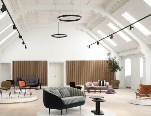 Fredericia showroom Copenhagen