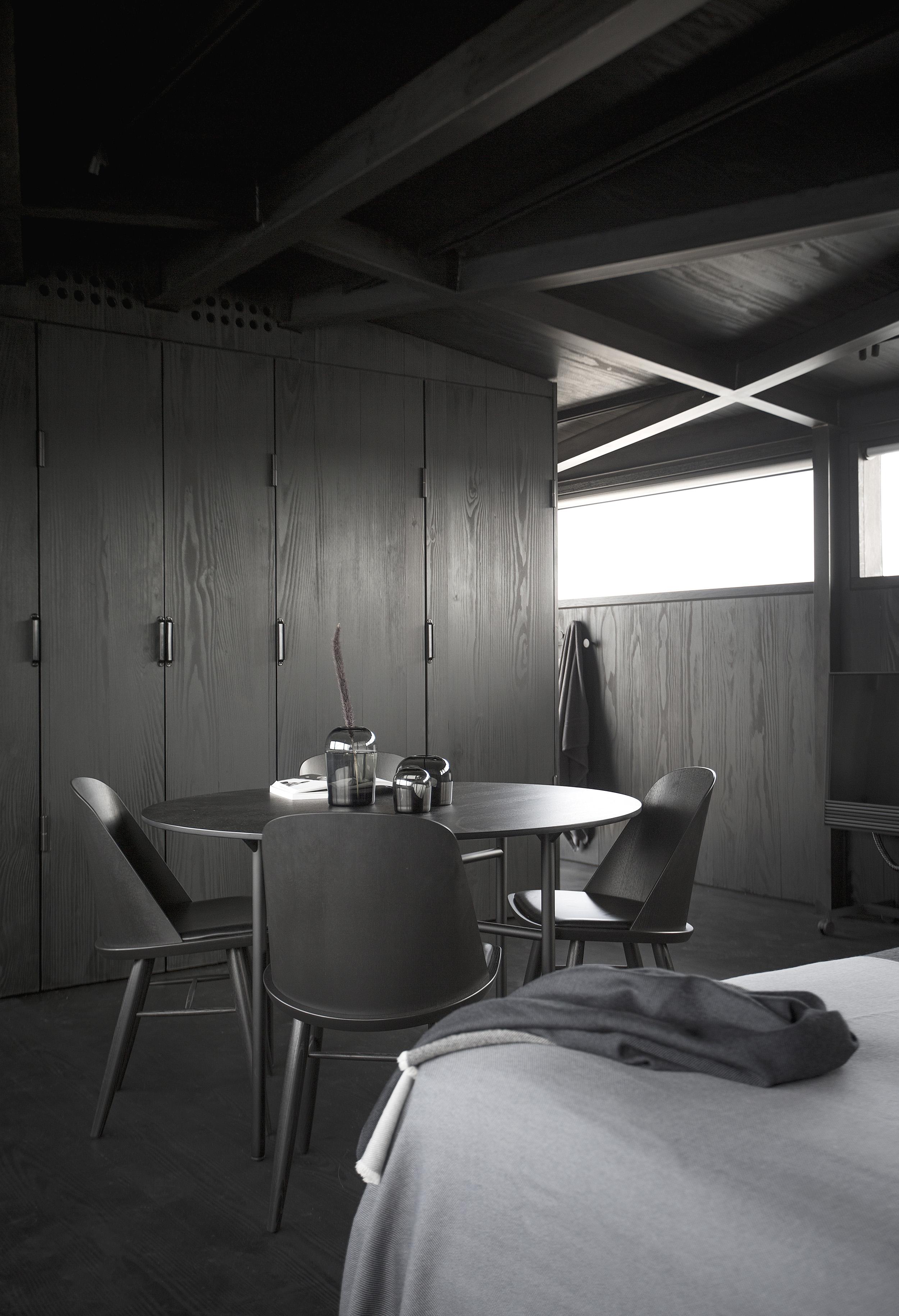 The Krane Copenhagen, industrial minimalism, design hotel