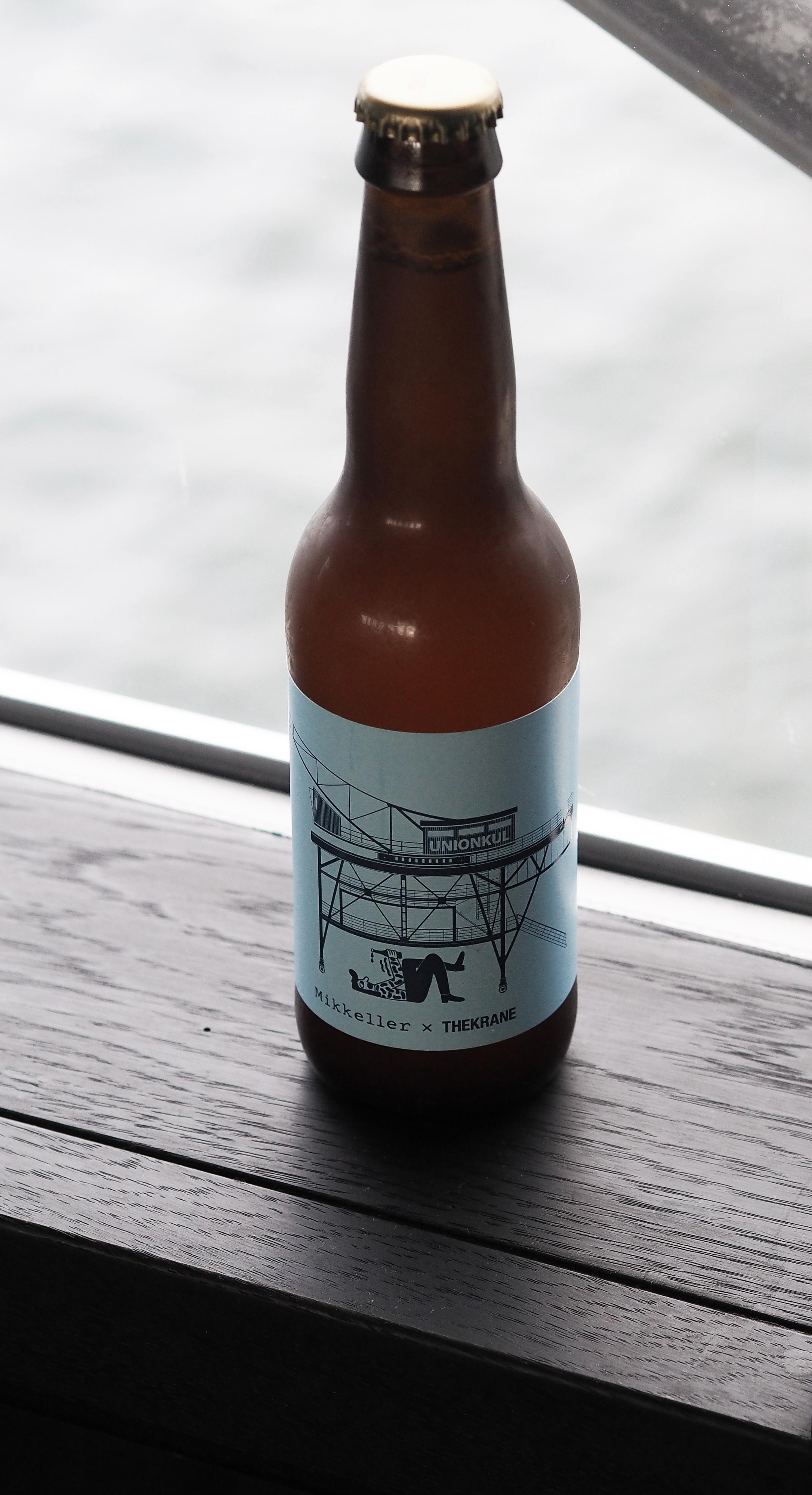 Mikkeller beer for the Krane design hotel