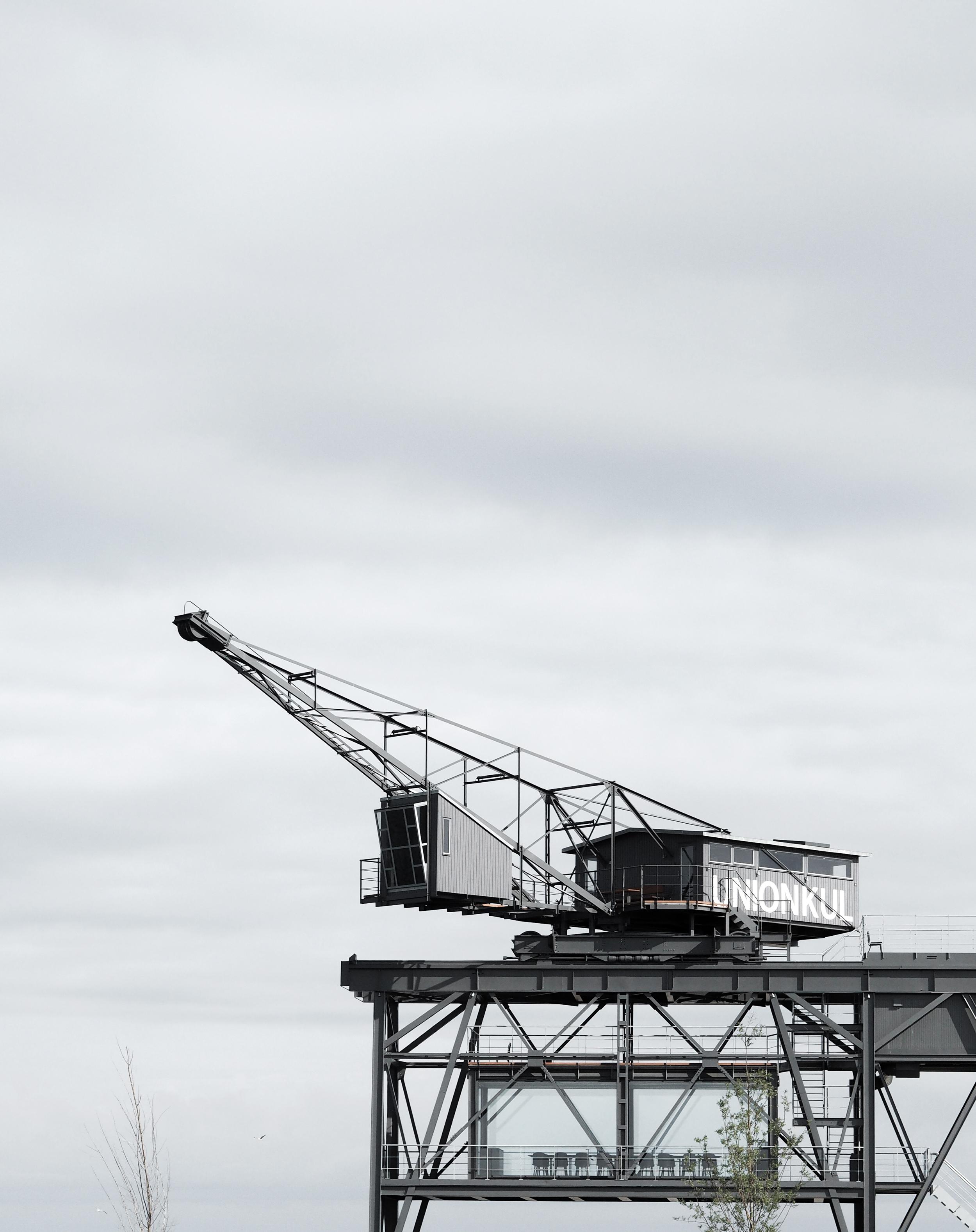 The Krane, Copenhagen's industrial retreat, hotel and spa