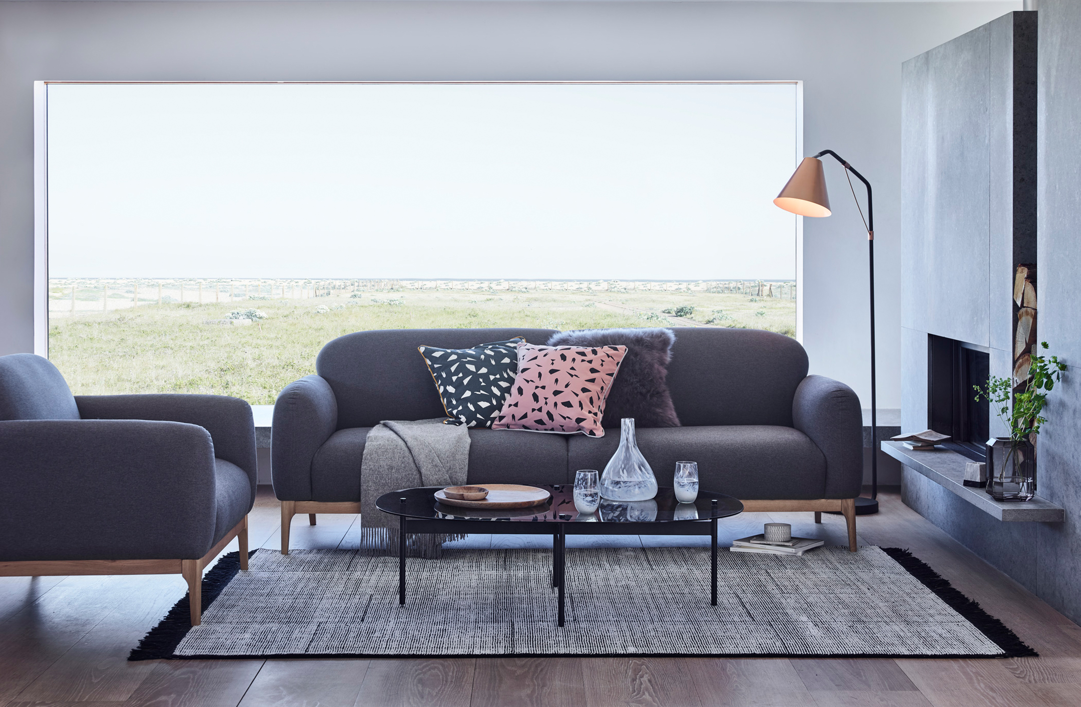 Nordic inspired The new Morten furniture collection from Heals