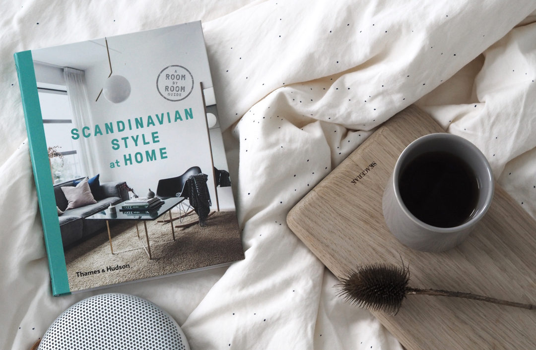 Scandinavian style at home, design book by Allan Torp