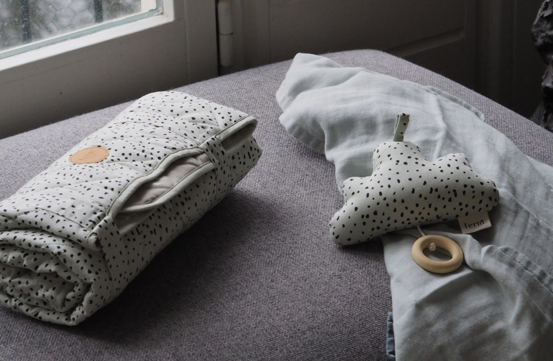 Ferm Living Kids, Danish design gifts for babies