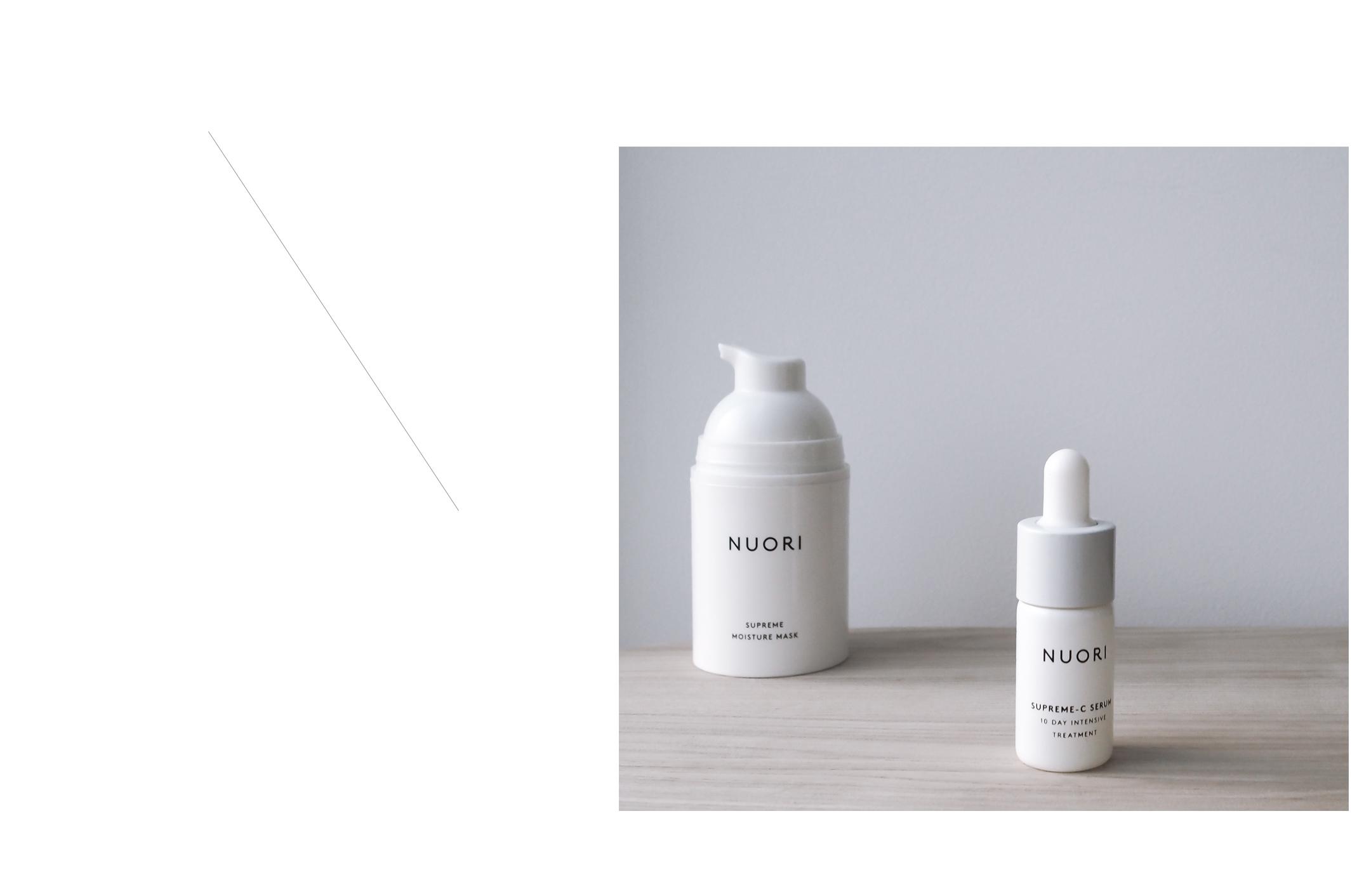 Scandinavian and minimalist skincare , Danish skin care