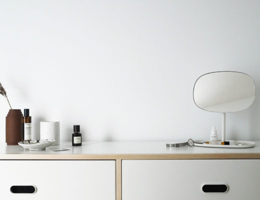Essential storage - Kabino drawers by Normann Copenhagen
