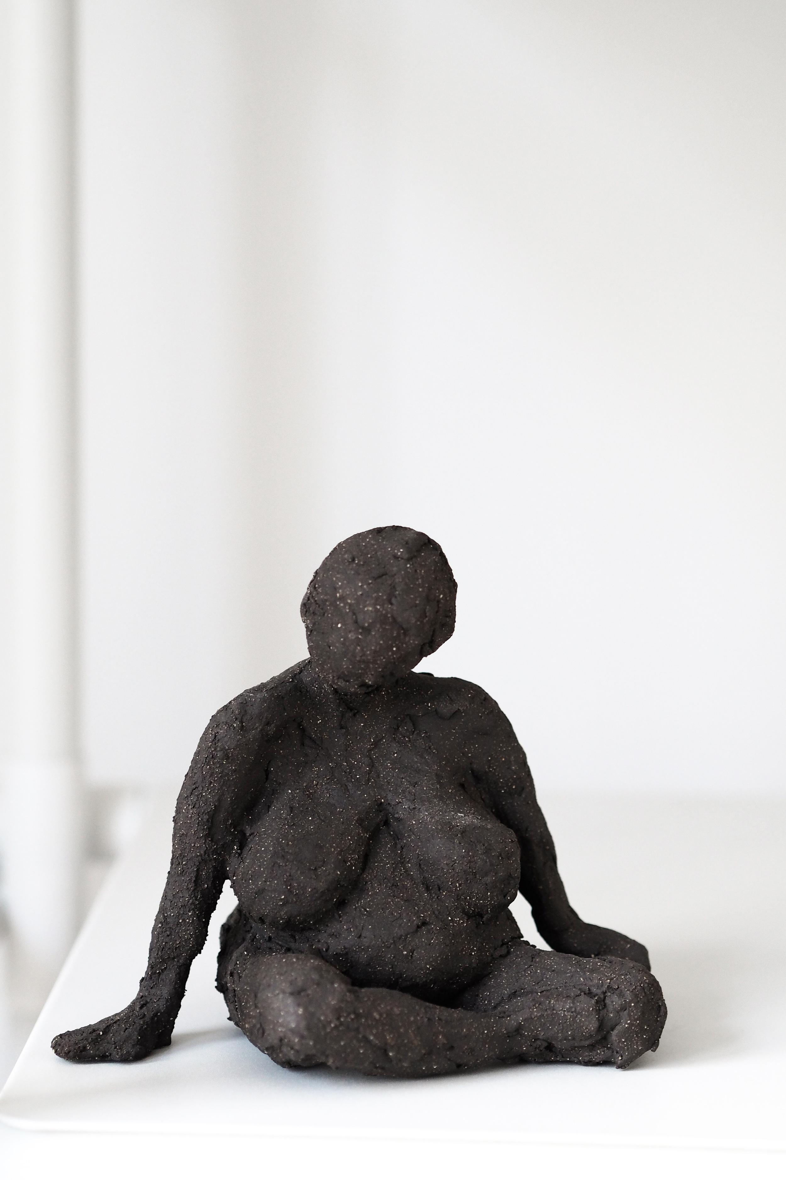 Expanding my creativity, sculpting life models (no. 1)