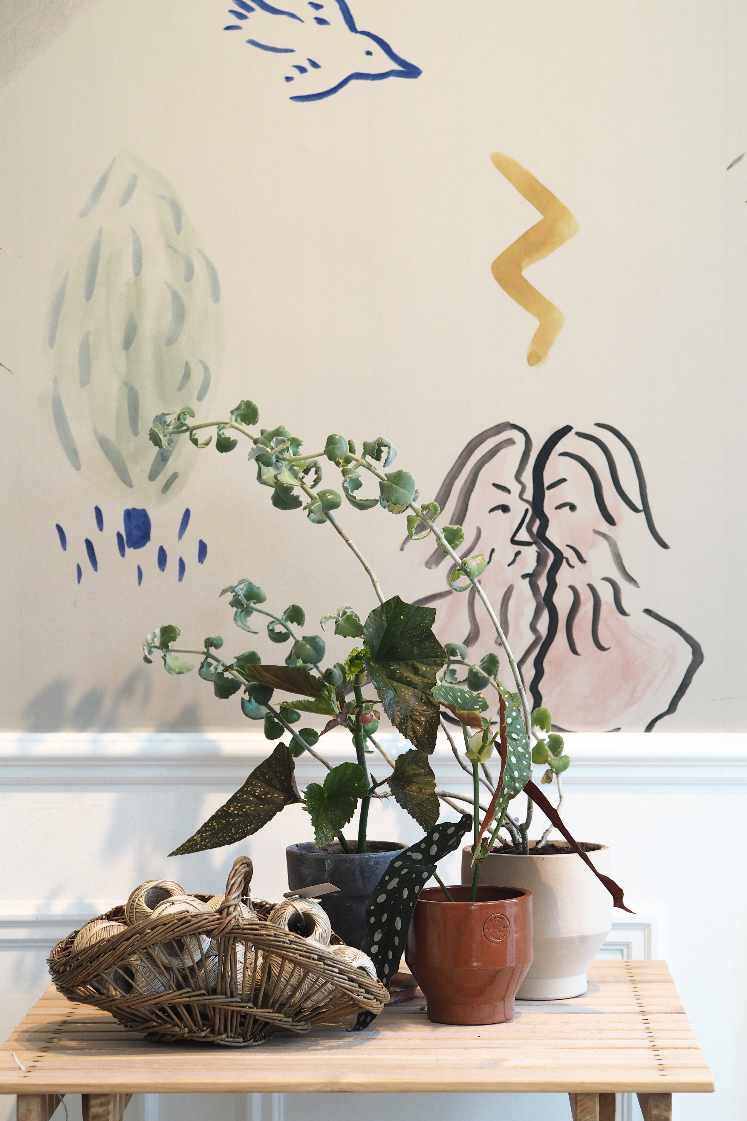 Garden inspiration at the Skagerak showroom in Copenhagen