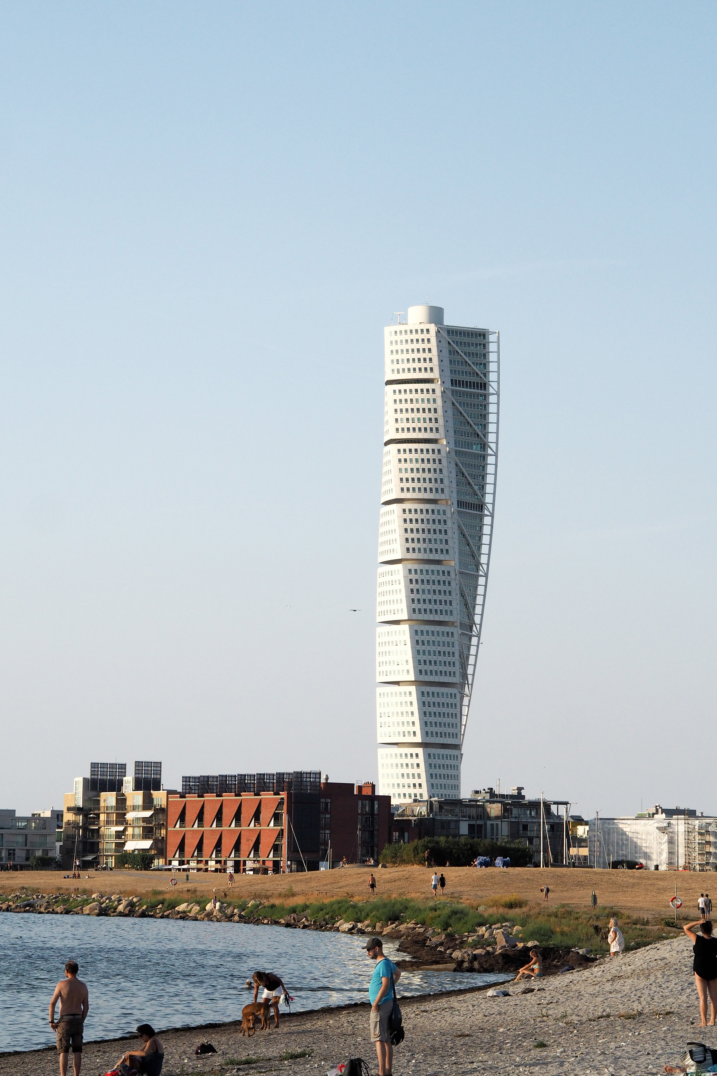 Malmö - the Swedish town from across the bridge [a travel guide]