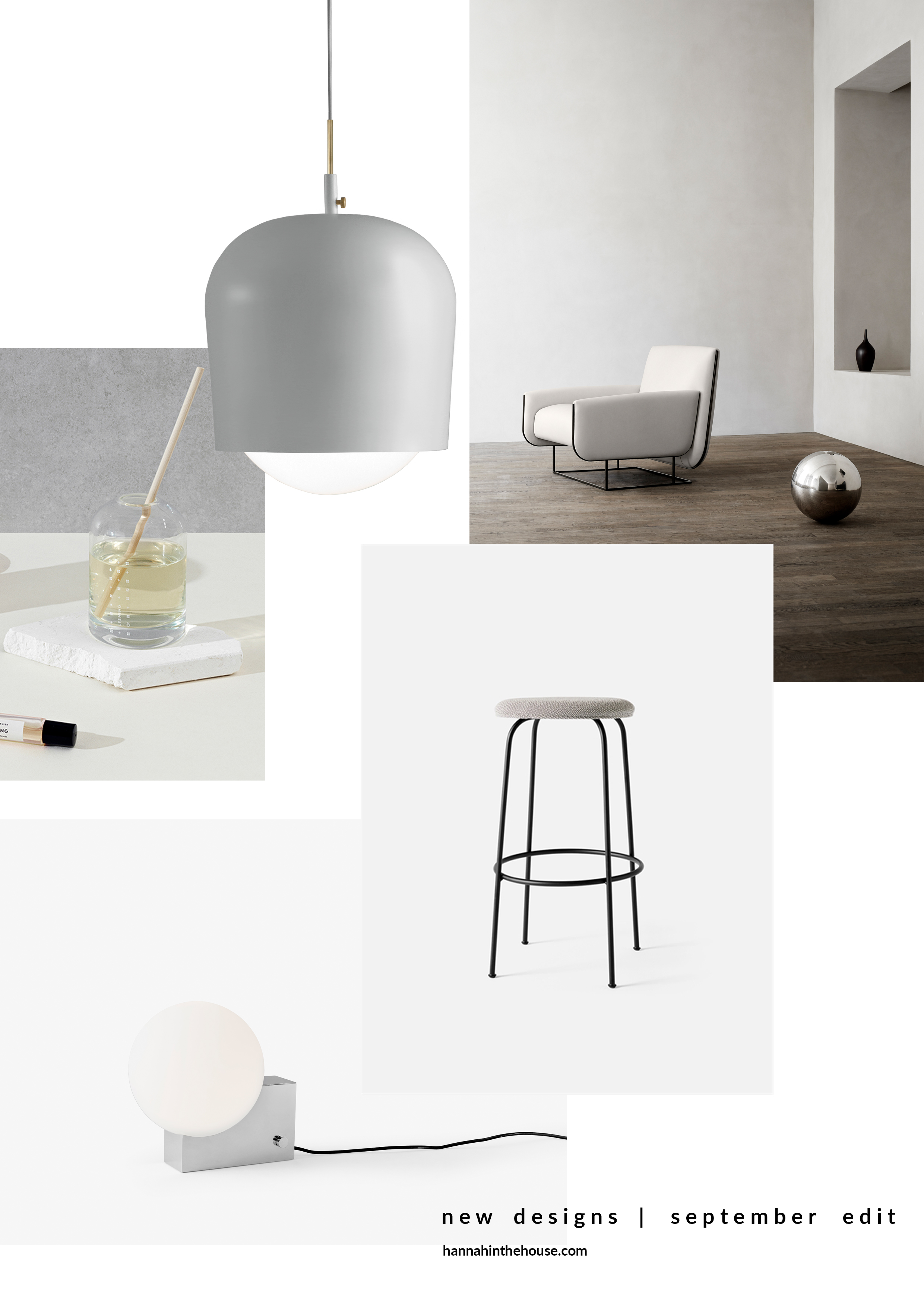 new designs | september edit
