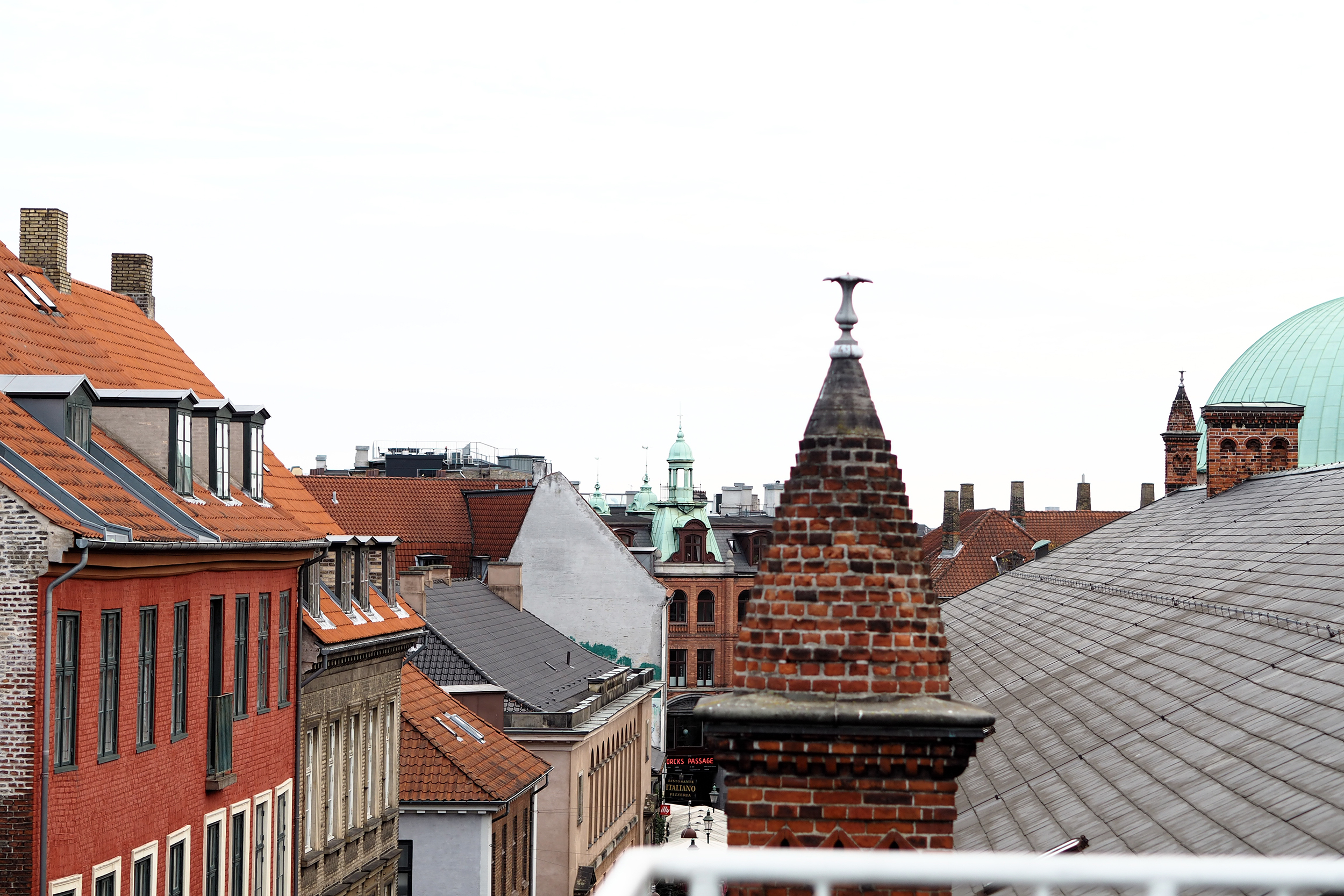 Skt Petri - A hotel in the heart of Copenhagen's Latin Quarter
